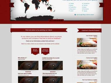 Coldfish Homepage
