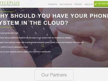 Teleplus Web App