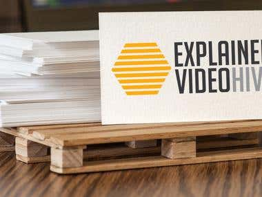 Explainer Video Hive Logo