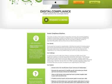 Digital Compliance - SubPage