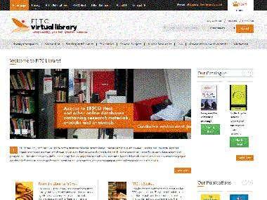 eLibrary & Online BookShop