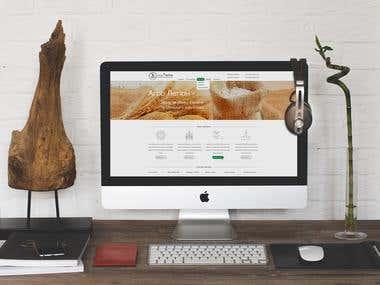 Интернет каталог для аграрной компании