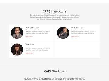 the cameron academy dot com