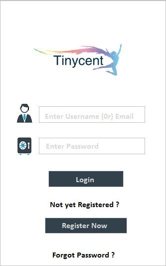 Tinycent Webservices