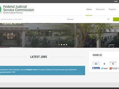FITC e-Recruitment Portal