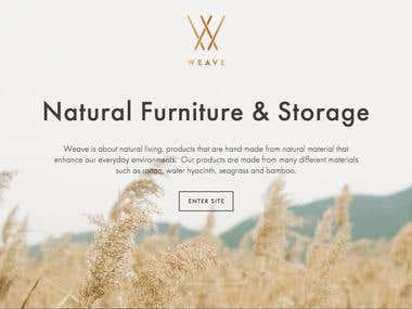 Weave Website