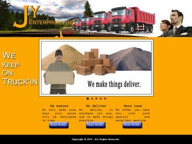 JY Enterprises Incorporated Website