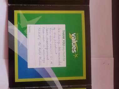 Tesco Value Award