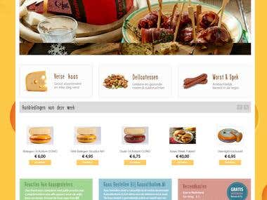 Majento Online Store (Cheese)