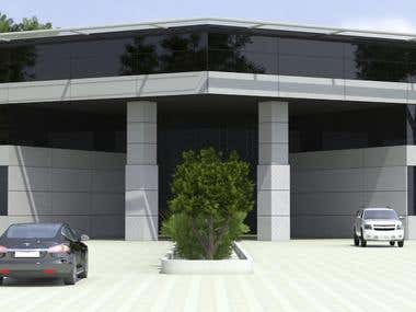 Architectural Modeling and Rendering