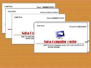 saba business card