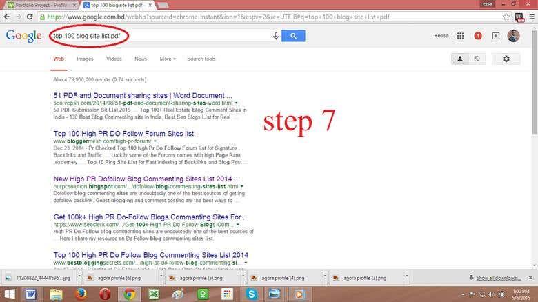 Demo of blog posting | Freelancer
