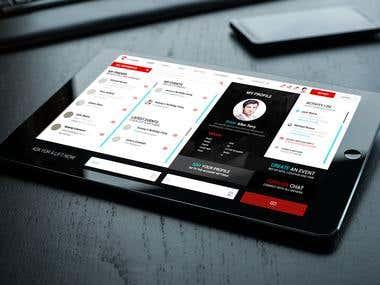 SafeRoute (Web & App Design)