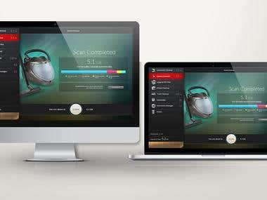 Mac Cleaner Software Design