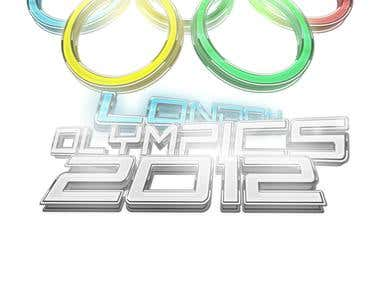 London Olympics 2012 T-shirt Design