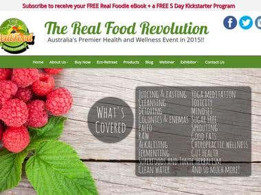 The Real Food Revolution