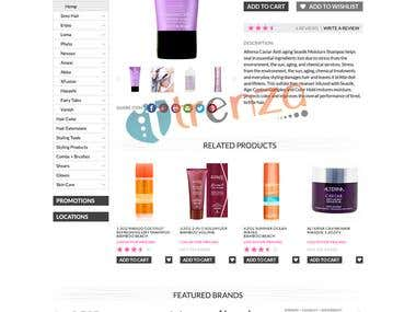 Windsor Beauty | A BigCommerce Powered Responsive Shop
