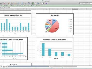 Statistical Data Processing