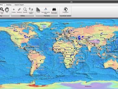 Information Analysis through GIS