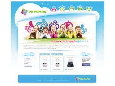 Patotas - Website