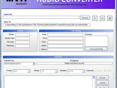 NTi Audio Wave Converter File