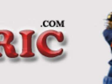 Banner for Getcric.com