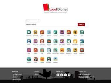 Localdiaries