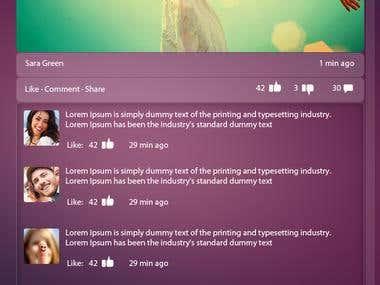 PHOTOLUSH (Android App)