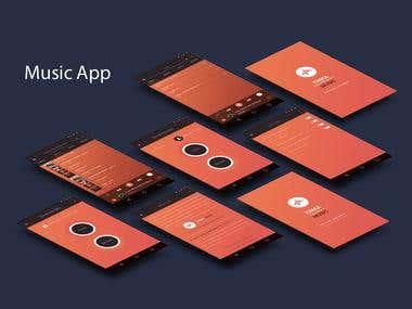 Mobile App Design (UI/UX)