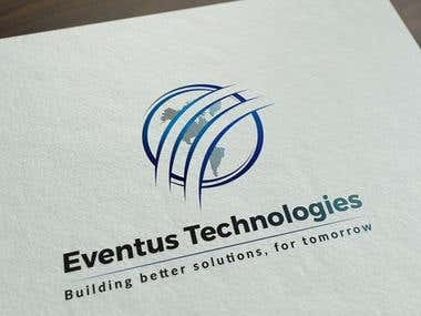 Logo Design- Eventus Technology