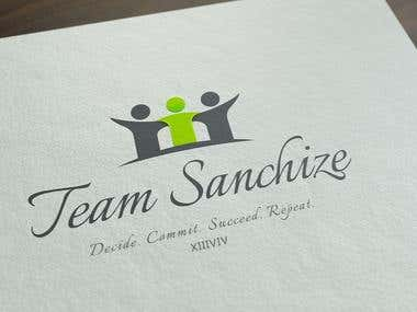 Logo Design- Team Sanchize