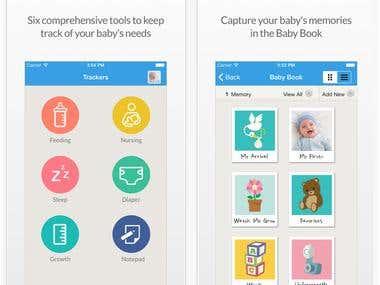 Baby Health App