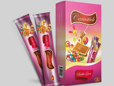 carastick packaging