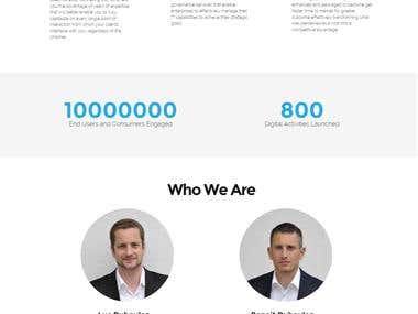 HDCA - Digital Customer Engagement