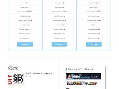 SEOColumbiasc.com - Online SEO and Web Design Solution