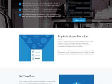 Retailzipline.com WordPress Web Design