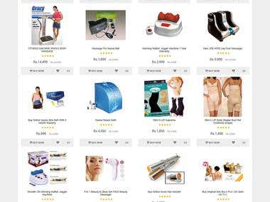 Yamdeal online shopping site