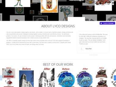 Responsive Wordpress Website Designing and Custom Web App