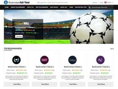 TripAdvisor Clone for Bookmakers
