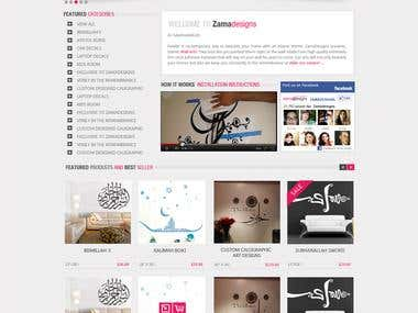 Zama design