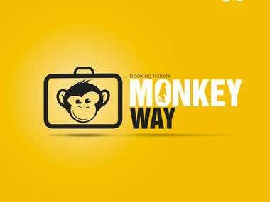 Design a logo for a travel company