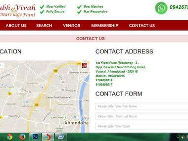 Shubhvivah Marriage Consultancy Management Application