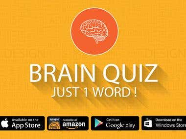 Brain Quiz Puzzle Game