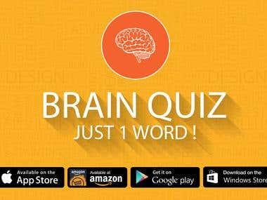 Brain Quiz Puzzle Game