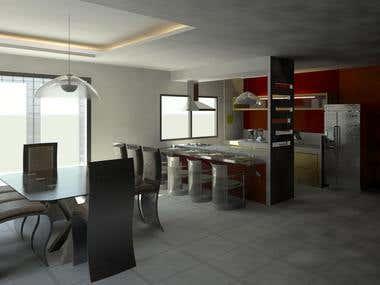 Kitchen Design,