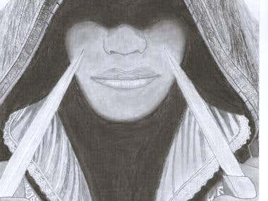 Ezio drawing
