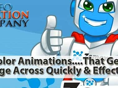 Animated Explainer Video Production