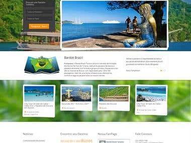Ecommerce Woocommerce - Loja Virtual de Passeios Turísticos