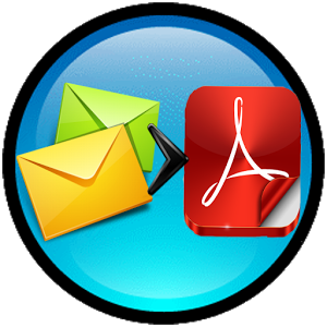 Email to pdf converter using php