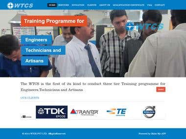 WELDING TRAINING AND CERTIFICATION SERVICES PRIVATE Ltd